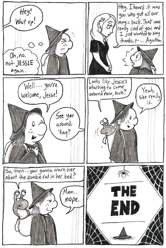 24 Hour Comic, Page 24